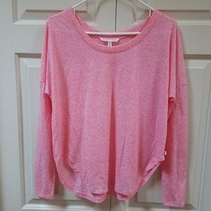 NWOT: Victoria's Secret pink shirt, size small